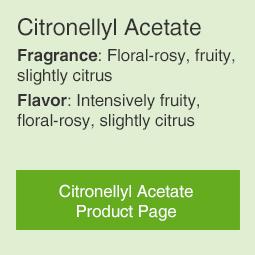 Citronellyl Acetate BASF