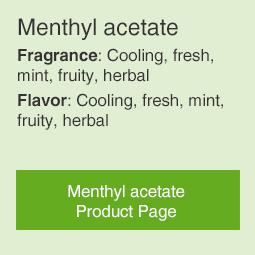 Menthyl Acetate BASF
