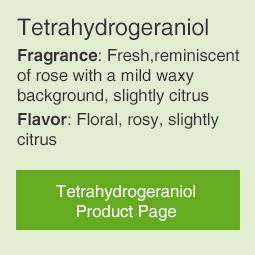 Tetrahydrogeraniol BASF